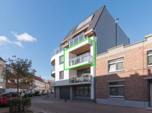 Dit gezellige appartement is gelegen op wandelafstand van het strand en het centrum van Bredene. Het betreft een recente en duurzaam afgewerkt apparte