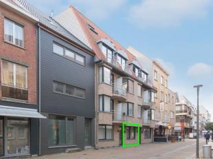 Dit prachtig gelijkvloerappartement is gelegen op wandelafstand van zee en strand. Het appartement situeert zich in het centrum van Bredene. Winkels,