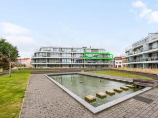 Dit modern appartement is gelegen in een stijlvolle residentie op een boogscheut van de zee, strand, duinen en de vele winkels. Buiten deze goede loca