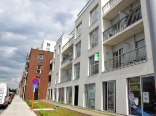 Dit recent appartement is gelegen langs de Damse Vaart-Zuid op wandel- en fietsafstandvan de Brugse binnenstad in De Mouterie. Het betreft een recent