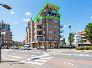 Ruim appartement (145m2) met drie slaapkamers op TOPLIGGING in Koksijde!Deze penthouse met zijn riante en zonovergoten terrassen is gelegen vlakbij de