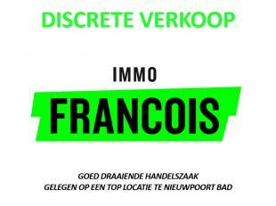Bien professionnel à vendre                     à 8620 Nieuwpoort