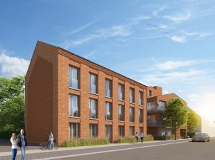 Het prachtig nieuwbouwproject 'De Brouwery' te centrum Rumbeke recht tegenover de Aldi heeft een uiterst commerciële ligging, op wandelafstand va