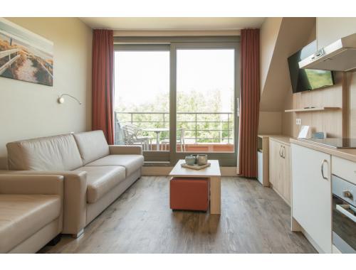 Studio met slaaphoek te koop in Westende, € 55.000