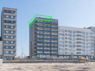 Deze penthouse met zowel schitterend zicht op zee als de duinen en het hinterland van Middelkerke situeert zich op de tiende verdieping van de standin
