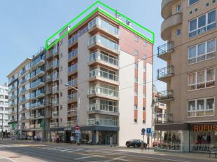 Dit appartement is gelegen in de residentie Mids Azur II, een nieuwe witte parel in de vernieuwde Leopoldlaan te Middelkerke. Het exclusieve apparteme