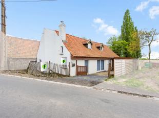 In Watou, deelgemeente van Poperinge ligt deze charmante woning. Deze woning ligt op 7km van centrum Poperinge en is omringd door een prachtig landsch
