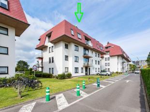 Dit gezellige eenslaapkamer appartement is gelegen op het privatieve domein, Green Garden in Middelkerke. Dankzij de goede ligging bevindt u zich vlak