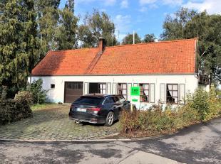 Maison à vendre                     à 8480 Ichtegem