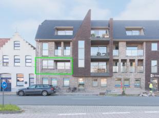 Dit uiterst verzorgd en energiezuinig appartement bevindt zich op de eerste verdieping van de recente residentie 'De Klokke', centraal gelegen in Sint