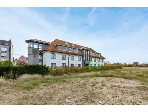 Appartement te koop in Westende, € 139.000