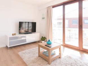 In het vakantiedomein de Green Garden te Middelkerke is dit instapklaar en lichtrijk appartement gelegen. De gunstige ligging van het domein zorgt erv