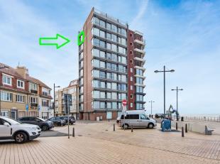 Dit appartement is gelegen op de achtste verdieping van een verzorgde residentie vlakbij centrum, strand, dijk en zee. Door de hoge ligging geniet u v