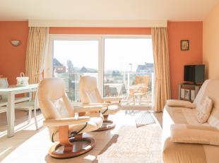 In het rustige domein, De Warande, is dit gezellige eenslaapkamer appartement gelegen. Het domein biedt u een heel rustige en centrale ligging aan. U