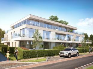"""Residentie """"WHITE WATER""""  is een centraal gelegen nieuwbouwproject. De residentie omvat 15 luxueuze appartementen met 2 slaapkamers.  Door de mooie zo"""