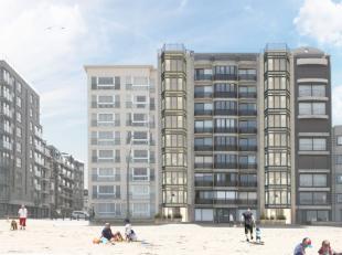 Residentie Vox Marisgeniet een stijlvolle architectuur met FRONTAAL zeezicht.<br /> De appartementen bestaan uit een woonkamer met volledig openzeezic