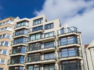 Residentie Les Courlis heeft een moderne en strakke architectuur en is vlakbij de zee gelegen. De centrale ligging in een zijstraat van de dijk zorgt