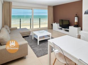 Smaakvol ingericht appartement op het 8° verdiep met een mooie gevelbreedte in een standingvolle residentie. Het appartement heeft een subliem en