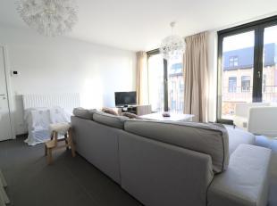 Buitengewoon gezellig appartement met adembenemend uitzicht, gelegen op een absolute toplocatie. Zichten op het Kattendijkdok en het MAS voor een dage