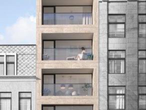 Een ideale vastgoedbelegging!<br /> Appartement met een oppervlakte van 52,9 m² en een terras van 8,6 m² gelegen op de vierde verdieping. Re