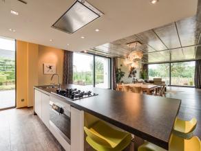 Prachtig bedrijfspand bestaande uit een magazijn (ca 430m²), een kantoor (ca 250m²), een atelier (54 m²) en een luxueuze privé-w