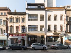 Subliem totaal renovatieproject in het hartje van de Diamantwijk in Antwerpen. Ideaal gelegen op wandelafstand van het Centraal Station en het Stadspa