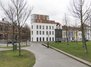 Subliem renovatieproject aan Park Spoor Noord. Ideaal gelegen kort bij de belangrijkste uitvalswegen, op fietsafstand van het stadcentrum en het Eilan