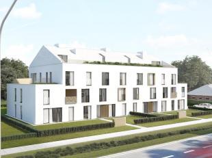 Dit appartement van 96,42 m² met terras van 8,2 m² heeft drie slaapkamers en is opgetrokken in nieuwbouwresidentie The White House. In dit p