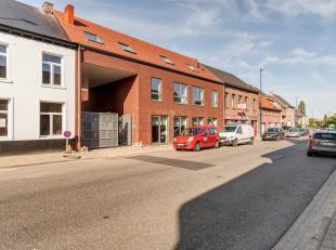 Assistentiewoningen met 1 slaapkamer met bewoonbare oppervlaktes van 71-74m² en terras in nieuwbouwresidentie 't Hof van Waerloos. BEZOEK VANDAAG
