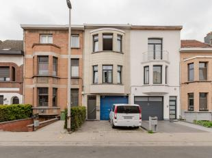 Volledig vergunde opbrengsteigendom bestaande uit 2 appartementen (70 m²) en een zeer ruim magazijn met een oppervlakte van circa 600 m², id