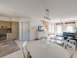 Nieuwbouw duplexappartement (±105m²) met 3 slaapkamers en een ruim terras van maar liefst 10m² in een kleinschalig nieuwbouw complex