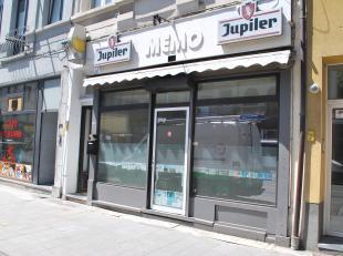 Centraal gelegen handelspand van ca. 95 m² op een toplocatie vlakbij het centrum van Antwerpen. Het pand kan benut voor verschillende doeleinden.