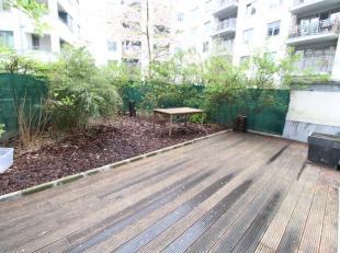 *** VENDU*** A proximité de la place des Martyrs : Magnifique appartement en bon état de +/-78m² et +/-35m² de jardin - Au rez