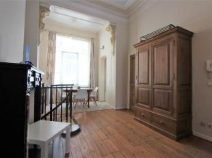 Quartier Square Ambiorix   Magnifique Appartement Duplex Meublu0026amp;eacute;  De +/  120mu0026amp