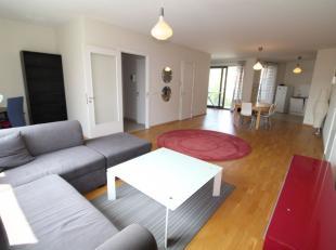 Quartier Jourdan - Deux splendides appartements identiques meublés en bon état de +/-130m² avec 19m² de terrasses - Au 1er et