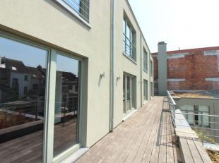 Molenbeek limite Bruxelles centre - Dans une petite copropriété arrière - Magnifique Penthouse Duplex de haut standing de +/- 260
