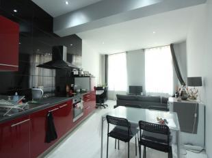 Quartier Sainte-Catherine - Magnifiqueappartement meublé ou non de +/-70m²  idéalement situé se composant comme suit: Living