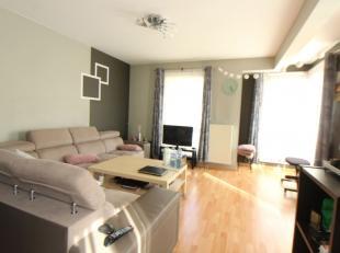 Avenue de la Reine - Magnifique appartement de +/- 78m² composé d'un hall d'entrée, un beau living de +/-30m² avec accè