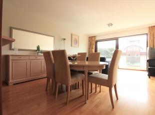 Quartier Konkel, magnifique appartement 2 chambres entièrement meublé et équipé de +/-89m²  situé au 3è