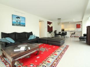 Quartier Sainte-Catherine - Splendide appartement de +/-110m². Il se compose d'un hall d'entrée avec espace vestiaire, d'un séjour