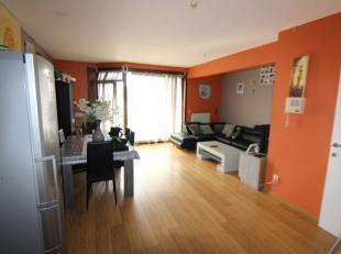 Meise : Dans un quartier Calme et résidentiel - un petit immeuble - Magnifique appartement de +/- 75m² - 2 chambres avec Terrasse - Hall d