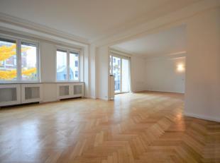 A proximité de Ma Campagne - Bel appartement 3 chambres de +/- 130m² - Au 2ème étage d'un immeuble de 6 étages - Comp
