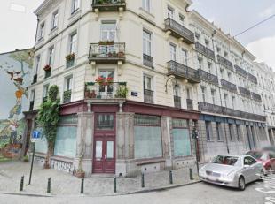 Centre historique de Bruxelles - Sur la Place Saint Gery - Très bel espace commercial de 85M²  - Idéal pour commerce, bureaux - Cha