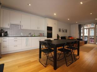 Libre le 1er mai 2019 - Quartier Meiser/ Vaderland - Splendide  appartement duplex de +/- 120m². Il se compose d'un séjour de +/- 45m&sup2