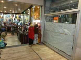 PAS HORECA - Grand Place de Bruxelles - Commerce de 24m² en bon état dans la galerie Agora - Pièce de 12m² au rez-de-chauss&ea