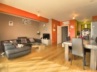 Meise : Dans un quartier Calme et résidentiel - Un petit immeuble de 1992 - Bel appartement +/-75m² 2 chambres à raffraichir avec t
