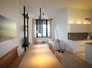 Bruxelles - A proximité immédiate du centre historique de Bruxelles - Quartier Place des Martyrs - Magnifique appartement +/- 80m²