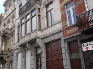 Proche du centre de Bruxelles - Magnifique appartement duplex meublé de +/- 168m² dans une maison de caractère - Spacieux et lumine