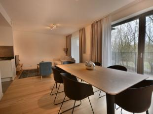 Delta Chirec/ ULB - Sublime appartement 2 chambres meublé avec terrasse de +/- 85m² - Au 2ème étage  d'un immeuble de 4 &eac
