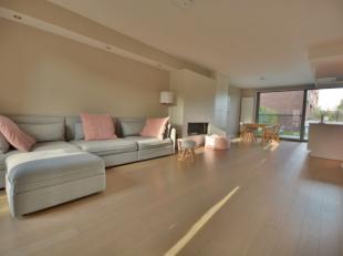 Dilbeek/Schepdaal - Maison de +/- 188m² - 4 chambres + garage + jardin de +/- 60m² - Composé comme suit: au rez de de chaussée